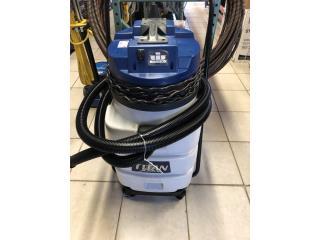 Wet/Dry Vacumm Cleaner 20gl. Capacity Windsor, DE DIEGO RENTAL Puerto Rico