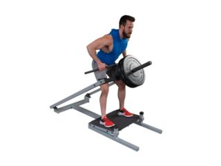 PROCLUBLINE T-BAR ROW MACHINE STBR500 BODYSOL, Healthy Body Corp. Puerto Rico