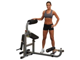 BODYSOLID CAMSERIES AB&BACK MACHINE GCAB360 , Healthy Body Corp. Puerto Rico