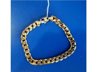 Gold Cuban Link Bracelet: 18.6D 14K , La Familia Casa de Empeño y Joyería-Mayagüez 1 Puerto Rico
