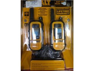 DeWalt walkie talkie, La Familia Casa de Empeño y Joyería-San Juan 2 Puerto Rico