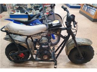 Motora Moto de Gasolina, La Familia Casa de Empeño y Joyería-Carolina 1 Puerto Rico