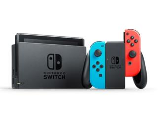 Nintendo Switch, CashEx Puerto Rico