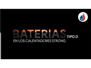 Calentador Strong , Strong Corp Puerto Rico