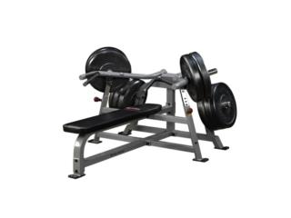 BODY SOLID LEVERAGE BENCH PRESS LVBP, Healthy Body Corp. Puerto Rico