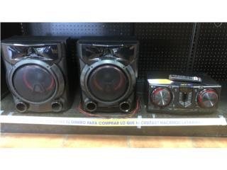 LG Mini Stereo , La Familia Casa de Empeño y Joyería-Carolina 2 Puerto Rico