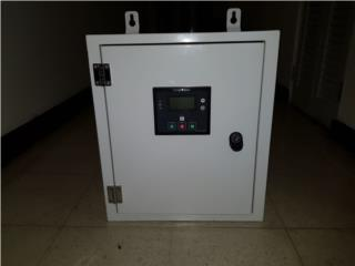 Transfer. 3 Ph 250A, 160A, 2Ph250A . Cabinet, ECONO/CRISIS SOLUTIONS Puerto Rico
