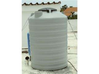 Cisterna 400 galones, Puerto Rico Water Puerto Rico