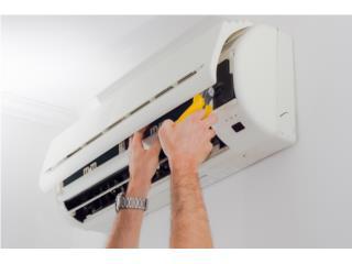 Inverter Instaladas Todas Capacidades , IR Air Conditioning and Handy Man Services Puerto Rico