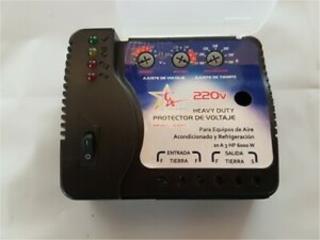 Protector Voltaje 220 ( aires acondicionados), IR Air Conditioning and Handy Man Services Puerto Rico