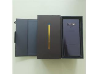 Galaxy Note 9 128GB Unlock , Cellphone's To Go Puerto Rico