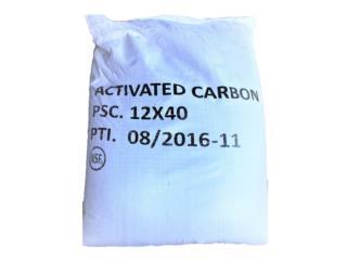 Carbón Activado para Tratamiento de Agua, INTERCONTINENTAL MARKETING GROUP, INC Puerto Rico