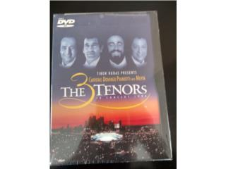 The Tenors , coleccionista, Blessed Imports Puerto Rico