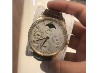 Iwc portugese Moon Phase limited edition, CHRONO - SHOP Puerto Rico