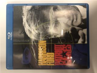 Harrison Ford patriot dvd, La Familia Casa de Empeño y Joyería-Guaynabo Puerto Rico
