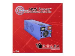 Kit Sistema Solar inversor Aims , PowerComm, Inc 7873900191 Puerto Rico