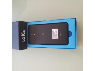 LG K30 32GB Att nuevo , Cellphone's To Go Puerto Rico