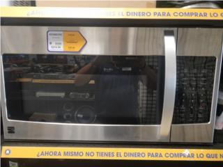 Microondas Kenmore grande $199.99, La Familia Casa de Empeño y Joyería-Arecibo Puerto Rico