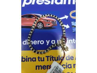 Bracelet 14k , LA FAMILIA MANATI  Puerto Rico