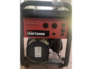 Craftsman  planta 4200 watt, La Familia Casa de Empeño y Joyería-Guaynabo Puerto Rico