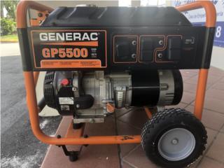 Planta Generac gp 5500 watt, La Familia Casa de Empeño y Joyería-Guaynabo Puerto Rico