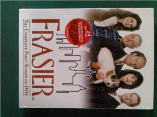 FRAISER , THE TV SERIE,BOX SET NUEVOS, Blessed Imports Puerto Rico