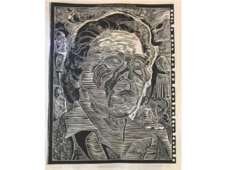 ¨Providencia Trabal¨ Carlos Raquel Rivera, PR ART COLLECTION Puerto Rico