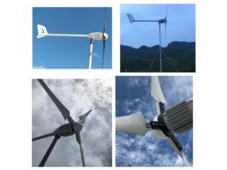 Caguas Puerto Rico Herramientas, Añade un Molino Eólico a tu sistema solar