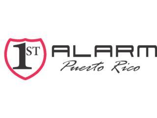 OFERTA COMPLETA DE ALARMAS DUERME TRANQUILO, 1ST ALARM PUERTO RICO  Puerto Rico