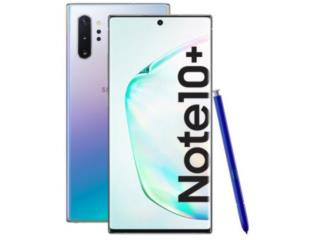 SAMSUNG NOTE 10 PLUS DE 256 GB EN $959.00, MEGA CELLULARS INC. Puerto Rico