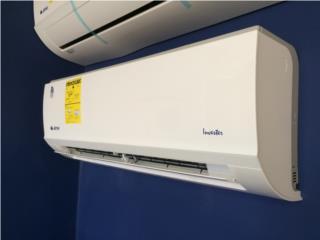 Airmax Inverter 18.5 Seer 24,000btu , Comfort House Air Conditioning Puerto Rico