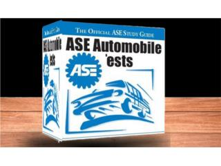 ASE AUTOMOBILE ( EXAMEN CON RESPUESTAS ), @ USUARIO PREMIUM 100 % Puerto Rico