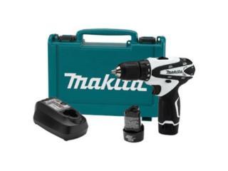 Makita Taladro FD02W 12v, CashEx Puerto Rico
