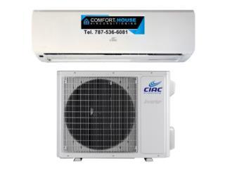 Ciac 12,000btu Inverter , Calidad Superior , Comfort House Air Conditioning Puerto Rico