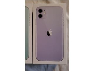 Iphone 11 64gb Violeta Tmobile , Cellphone's To Go Puerto Rico