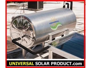 HIGH PERFOMANCE TANQUE (SOLO) CERTIFICADO, UNIVERSAL SOLAR PRODUCTS, INC. Desde 1965 en PR. Puerto Rico