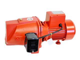 Bomba Agua Comercial 1 HP  RapidFlo Hallmar, Sigma Distributors PR Puerto Rico