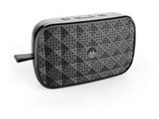 MOTOROLA SONIC PLAY 100 SPEAKER EN $24.95, MEGA CELLULARS INC. Puerto Rico