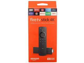 FIRE STICK TV 4K EN $79.99, MEGA CELLULARS INC. Puerto Rico