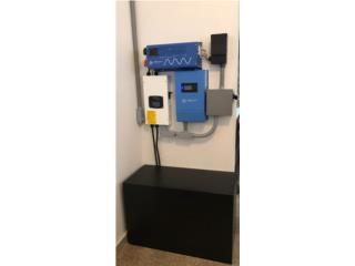 GENERADOR Solar 8k en Baterias, PowerComm, Inc 7878983434 Puerto Rico