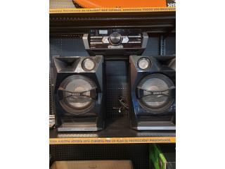 Sony mini stereo, La Familia Casa de Empeño y Joyería-Mayagüez 1 Puerto Rico