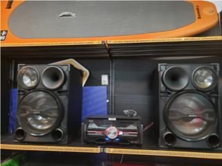 Sony Mini Stereo LBT-SH2000, La Familia Casa de Empeño y Joyería-Mayagüez 1 Puerto Rico