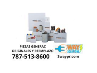 Guaynabo Puerto Rico Calentadores de Agua, Gran inventario de Piezas Generac