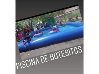 Casa de Brinco, Piscina de Botecitos , Clasificados Inflables y mas Puerto Rico