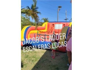 Casa de Brinco, Escaleras locas , Clasificados Inflables y mas Puerto Rico