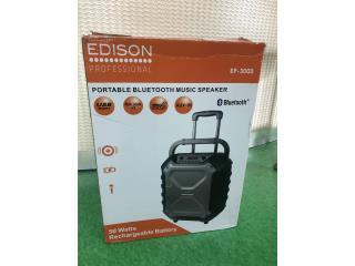 Bocina Edison EP-3000 $100 , Krazy Pawn Corp Puerto Rico