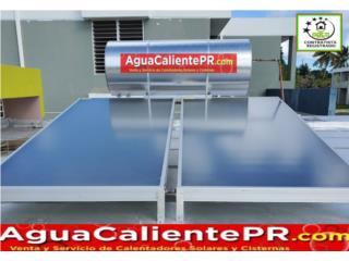 100% EL MEJOR CALENTADOR SOLAR GRANDE U.S.A. , Professional  787-528-9039 Puerto Rico