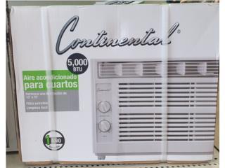 Aire Continental nuevo de caja 5,btu, La Familia Casa de Empeño y Joyería-Carolina 1 Puerto Rico