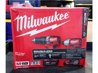 Set Milwaukee M18 nuevo!! , La Familia Casa de Empeño y Joyería-Mayagüez 1 Puerto Rico