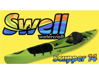 Swell Scupper 14' original, The SUP shack  Puerto Rico